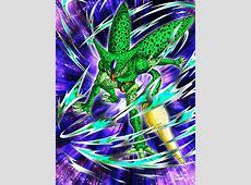 The Elusive Beast Cell 1st Form Dragon Ball Z Dokkan