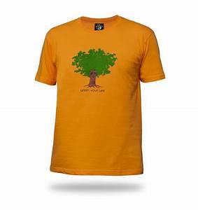 Tee Shirt Moulant Homme : t shirt homme bio tee shirt orange manches courtes tee shirt homme coton bio kobyo ~ Dallasstarsshop.com Idées de Décoration