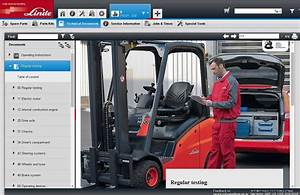 Linde Service Guide  Lsg  V 5 1 2 2016  Repair Manual