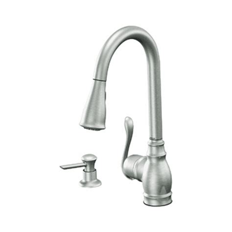 Fixing A Moen Kitchen Faucet  Moen Kitchen Faucets Parts