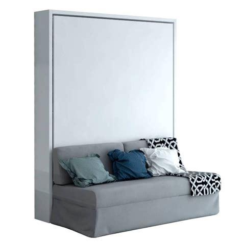 canapé lit 160 armoire lit canapé armoires lits escamotables armoire