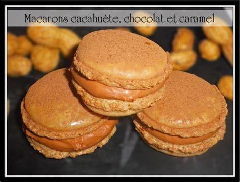 Mèches Et Caramel Recette Macarons Cacahu 232 Tes Chocolat Et Caramel 750g
