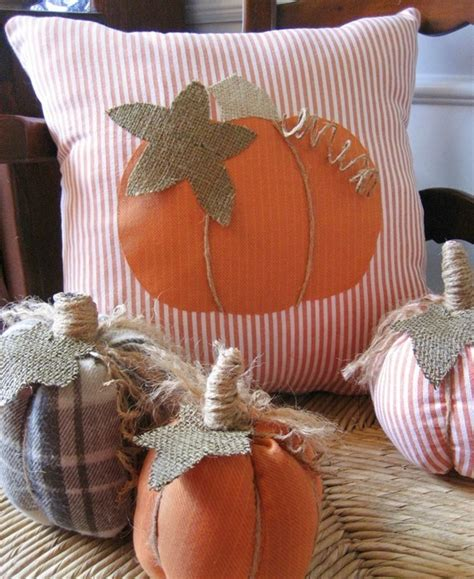 upcycling halloween pillows   indoor decoration