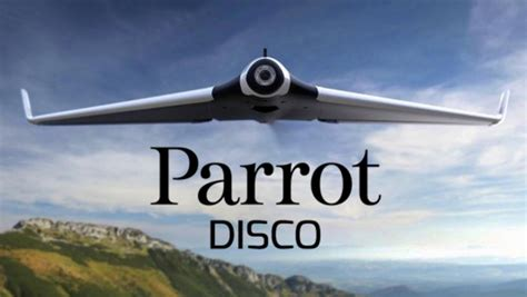 parrot disco drone review unprecedented flight experience