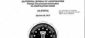 Federal Bureau Of Investigation  Fbi  Foreign Government