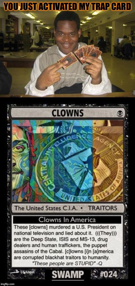You have activated my trap card: BREAKING NEWS - Imgflip