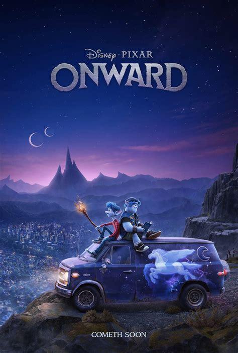 disney pixar releases trailer   fantasy film onward