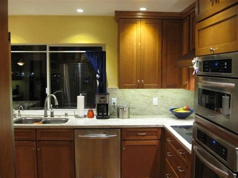 4 quot led recessed lights and cabinet lighting