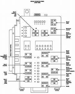 Wiring Diagram Database  2013 Dodge Avenger Fuse Box Diagram