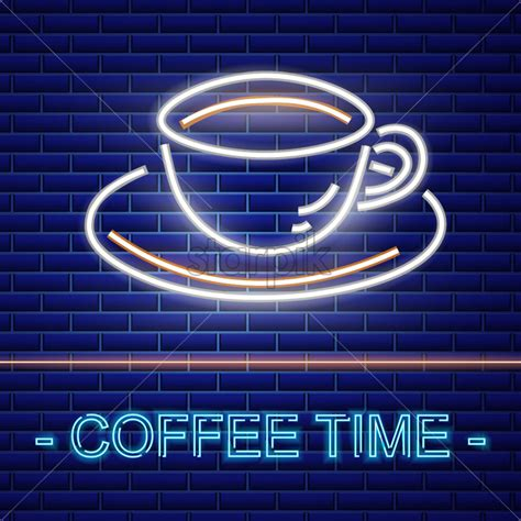 Handpicked coffee shop images and backgrounds. Coffee shop neon sign Vector. Glowing coffee cup symbol dark background. Cafe menu template ...