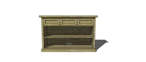 Free Diy Furniture Plans To Build A Potterybarn Inspired