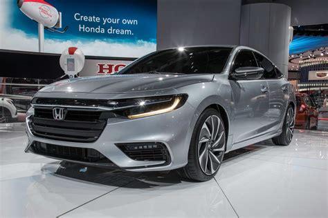 Honda 2019 : 2019 Honda Insight Prototype