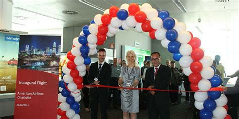 US Airways starts new Brussels service from Charlotte