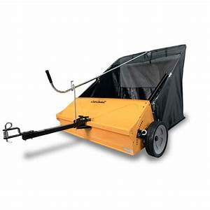 Cub Cadet 44 In  Tow-behind Lawn Sweeper-19a40038100