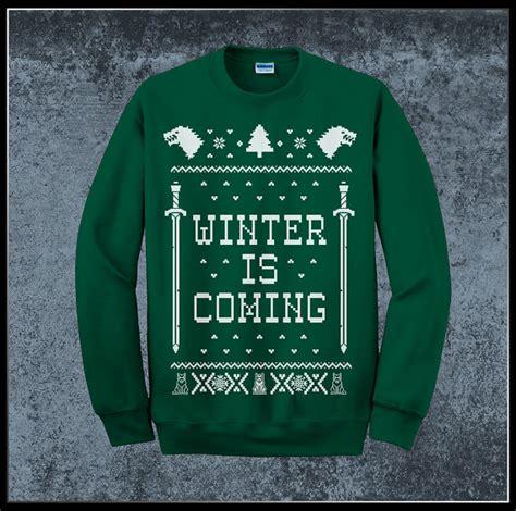 of thrones sweater coolest sweaters my filmviews
