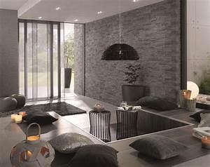 Wand Mit Steinoptik : wandverkleidung in steinoptik variantenreiche ~ Watch28wear.com Haus und Dekorationen