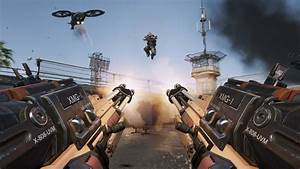 Advanced Warfare Features Exo Survival Cooperative Mode