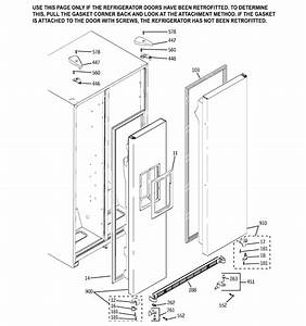 Hotpoint Refrigerator M Series Parts