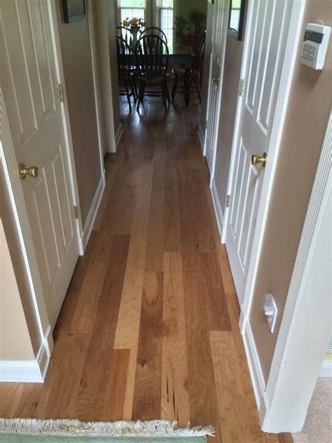 Freehold Hand Scraped Hickory Hardwood Flooring