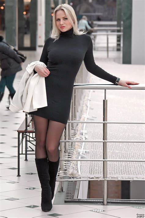 Dreaming Swd Foto Fashion Tight Dresses Black Pantyhose