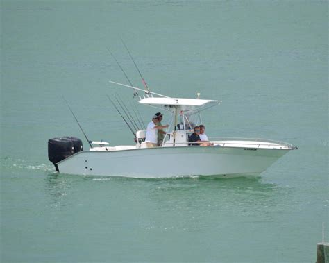 Charter Boat Fishing Johns Pass by Salty Fishing Charters Johns Pass Treasure Island