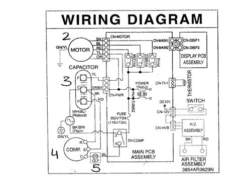 Electrical Wiring Diagram Hvac by Electricity Basic Hvac Wiring Diagram Wiring Forums