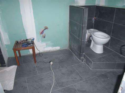 charmant salle de bain carrelage gris et ambiance salle de bain collection des photos