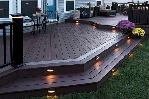 Backyard Decks Ideas by 4 Tips To Start Building A Backyard Deck Landscaping