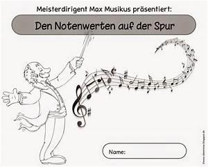 Musik Zum Lesen : ideenreise blog kleines arbeitsheft den notenwerten auf der spur ~ Orissabook.com Haus und Dekorationen