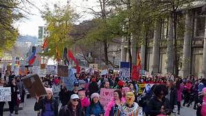 Sunday Video: Seattle Womxn's March » The Urbanist