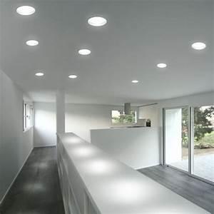 Led Light Design: Recessed LED Lighting for Elegant Room