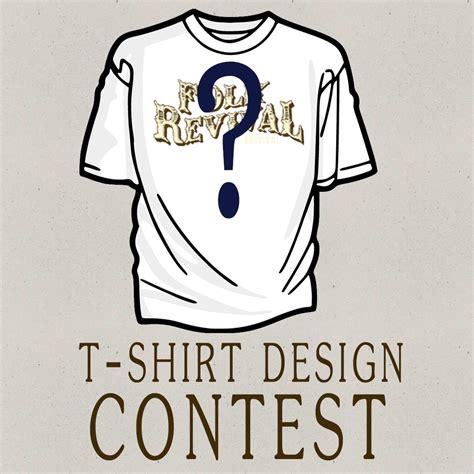 design a t shirt t shirt design contest get your design on the official