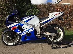 Gsxr 600 K2  Low Mileage Great Condition