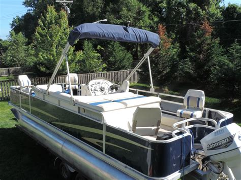 Sylvan Boats For Sale In Ontario by Sylvan 22 Angler Fish Cruise 2000 For Sale For 9 500
