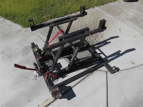 Blackjack Motorcycle Lift Jack For Sale In Cathedral City