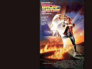 Back to the future posters wallpapers