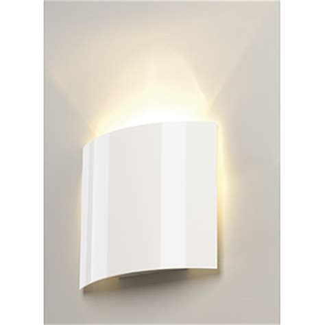 slv lighting 151601 led sail 1 indoor led wall light in
