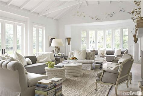 Decorating Living Rooms With Gray