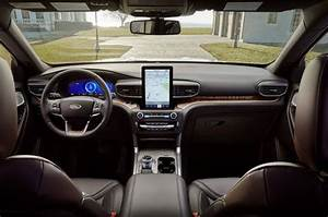2020 Ford Explorer  U2013 See The Giant Vertical Touchscreen