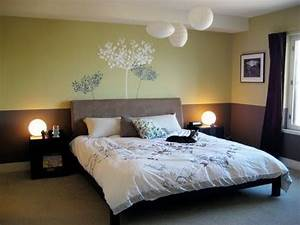 36 relaxing and harmonious zen bedrooms digsdigs for Bedroom colors ideas pictures