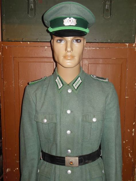 east german police volkspolizei uniforms