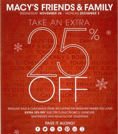 macy s friends and family coupon november 2012