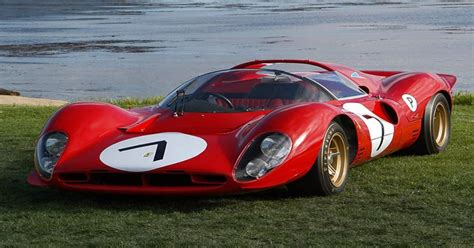 Ferrari still holds the record of the world's most expensive car sold at auction. The most expensive car ever sold at auction, 1962 Ferrari 330 P4: $9,281,000 : pics