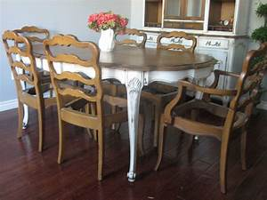 French Country Kitchen Table And Chairs Marceladick com