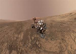 NASA Mars announcement: Organic matter on Mars discovered ...