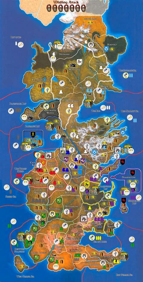 map  westeros wallpaper  wallpapersafari