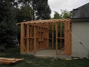 Extension Ossature Bois : construction et extension en ossature bois dans le finist re ~ Melissatoandfro.com Idées de Décoration