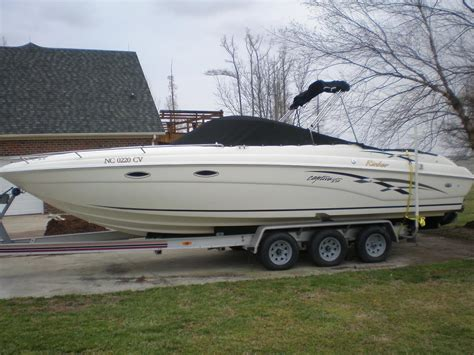 rinker captiva  perfect condition  hull