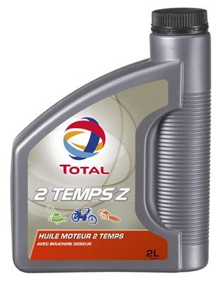 huile moto 2 temps huile pour moteurs 2 temps z total 2l tous les produits automobile moto prixing