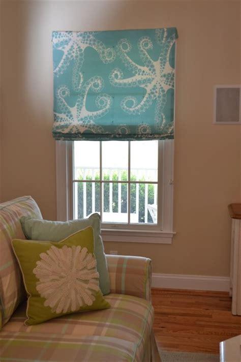 window treatments beach style baltimore  buffy